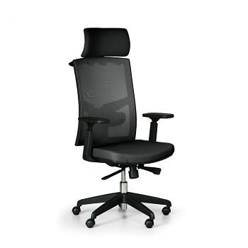 Kancelářská židle NBA černá