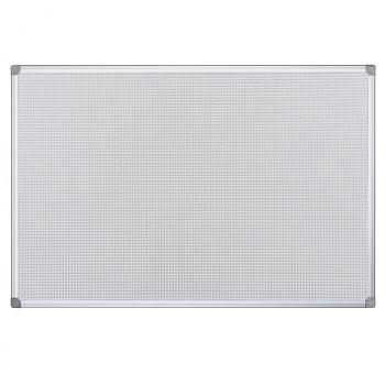 Nástěnka textilní, magnetická  900x600 mm