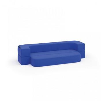 Pohovka SOFTY modrá