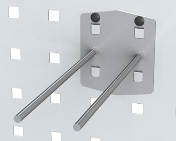 Držák dvojitý - 150 mm