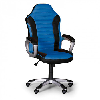 Kancelářské křeslo SPORT modrá