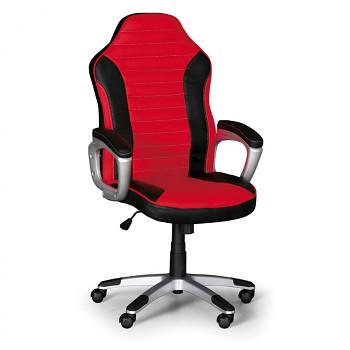 Kancelářské křeslo SPORT červená