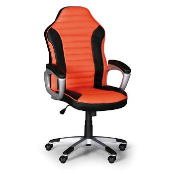 Kancelářské křeslo SPORT oranžová