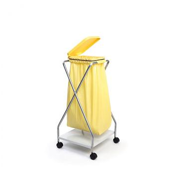 Mobilní stojan na odpadkový pytel