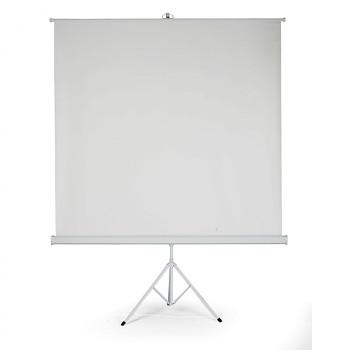 Projekční plátno na stojanu 2000x2000 mm
