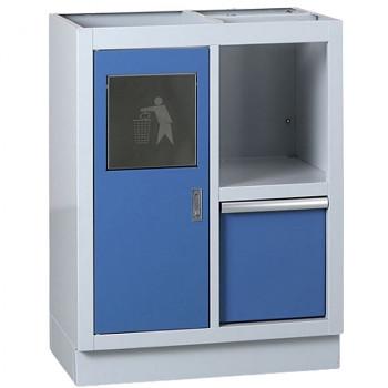 Skříňka s odpadkovým košem