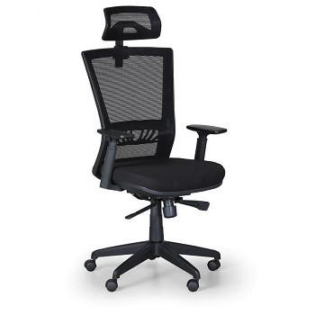 Kancelářská židle ALMERE černá