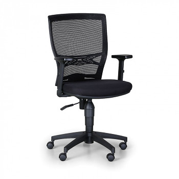 Kancelářská židle VENCLO černá