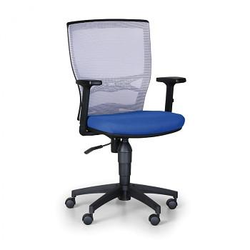 Kancelářská židle VENCLO modrá