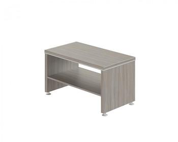 Konferenční stůl  900x 500x 500, dub šedý, WELS