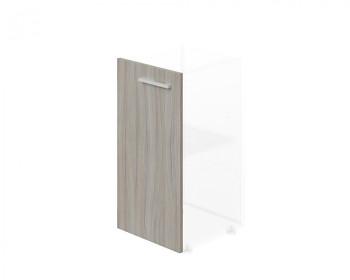 Dveře  768x 396x18, dub šedý, L, WELS