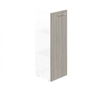 Dveře 1162x 396x18, dub šedý, L, WELS