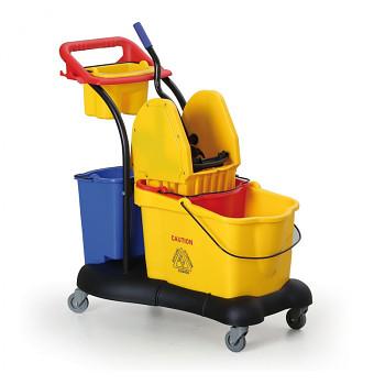 Úklidový vozík plastový