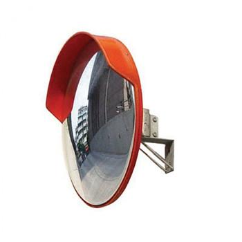 Zrcadlo s kšiltem  600 mm, plast I