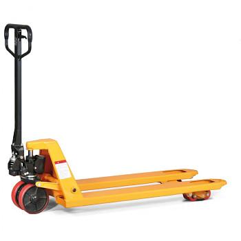 Paletový vozík, výška vidlic 85 mm