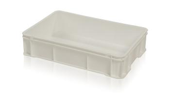 Plastová přepravka na lahůdky 600x40x135 mm