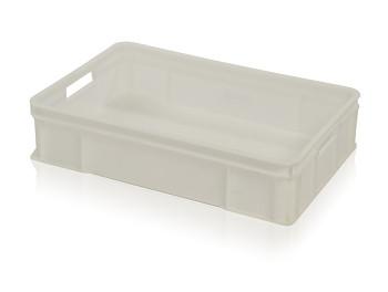 Plastové přepravka na lahůdky 600x40x145 mm
