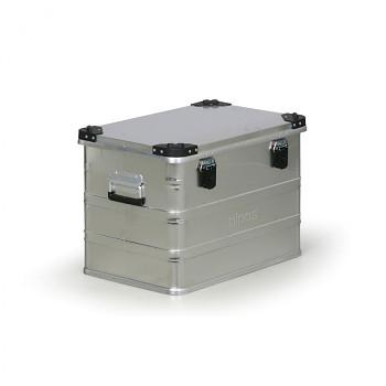 Hliníková přepravní bedna PROFI  73 L, 582x382x410 mm
