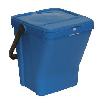 Koš na tříděný odpad ECOTOP modrý