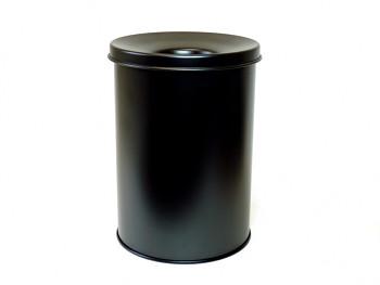 Odpadkový koš s protipožárním víkem