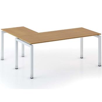 Stůl SQUARE L třešeň, 1800x1800