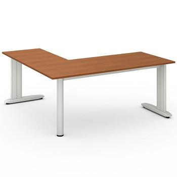 Stůl FLEXIBLE L, třešeň, 1800x1800