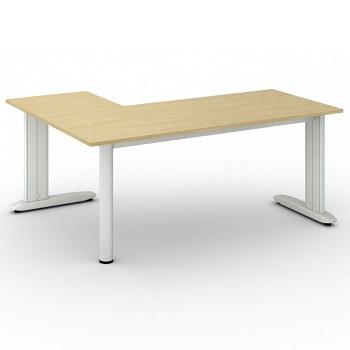 Stůl FLEXIBLE L, bříza, 1800x1400