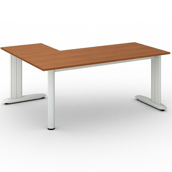 Stůl FLEXIBLE L, třešeň, 1800x1400