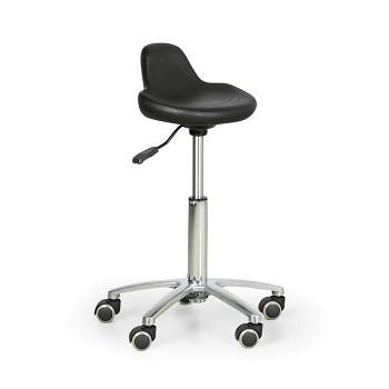 Pracovní stolička, bez úchytu v opěrce