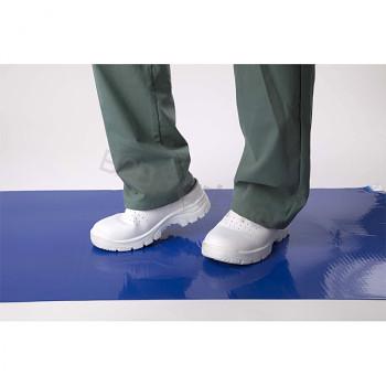 Jednorázová hygienická rohož 66x114 cm modrá 1x30 ks
