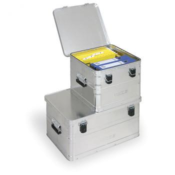 Hliníková přepravní bedna OFFICE  72 L, 640x440x320 mm