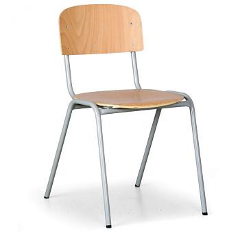 Univerzální židle dřevěná