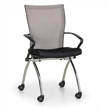 Konferenční židle DYNAMIC šedá