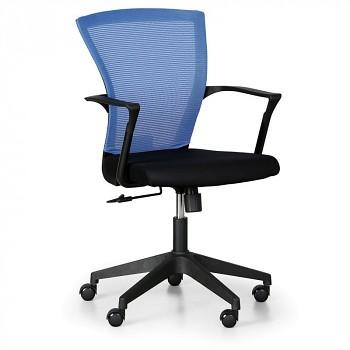 Kancelářská židle BRET modrá