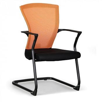 Konferenční židle BRET B oranžová