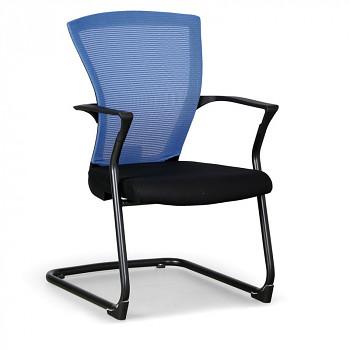 Konferenční židle BRET B modrá