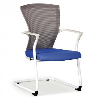 Konferenční židle BRET W modrá