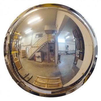 Hemisférické zrcadlo, průměr  570 mm