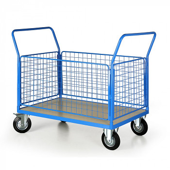 Plošinový vozík  500 kg, 1200 x 800 mm