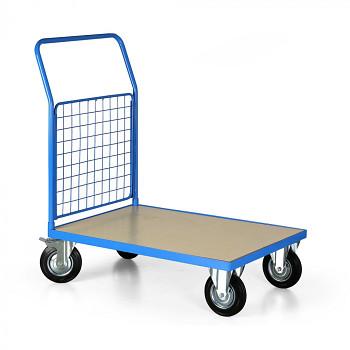 Plošinový vozík  500 kg, 1000 x 700 mm