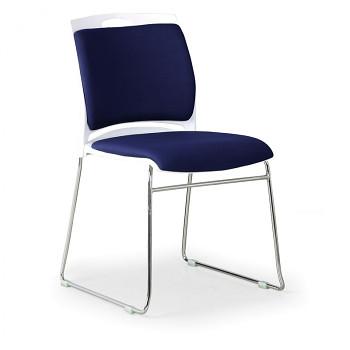 Konferenční židle BODA modrá