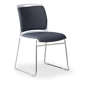 Konferenční židle BODA šedá