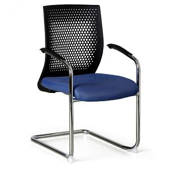 Konferenční židle AMENITIES modrá