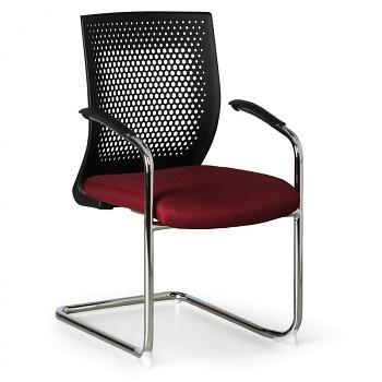 Konferenční židle AMENITIES červená
