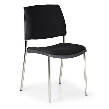 Konferenční židle CUBE černá