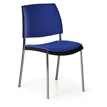 Konferenční židle CUBE modrá