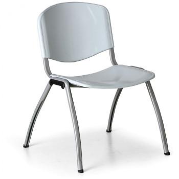 Jídelní židle LIVORNO šedá