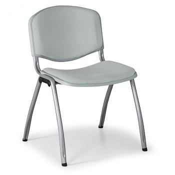 Konferenční židle LIVORNO I šedá