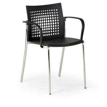 Jídelní židle COFFEE BREAK černá