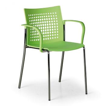 Jídelní židle COFFEE BREAK zelená